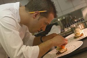 Michelin-starred chef Richard Phillips will be hosting our Gourmet Week 2014