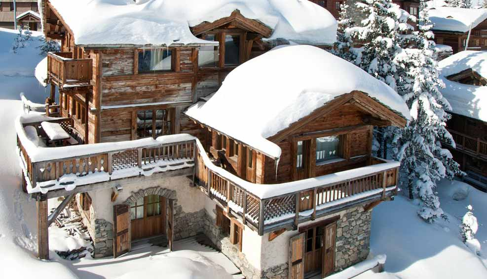 Supertravel Chalet Montana