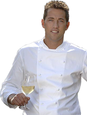 Michelin Star Chef Richard Phillps