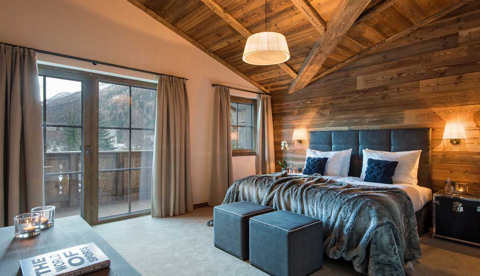 Supertravel Ski Chalet Eden Rock