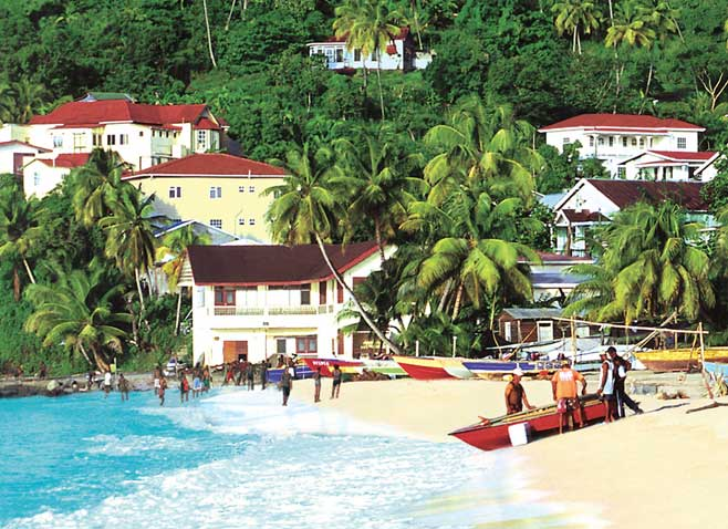 Flights And Holidays To Grenada Supertravel