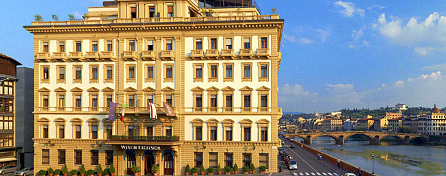 The Westin Excelsior Florence Hotel