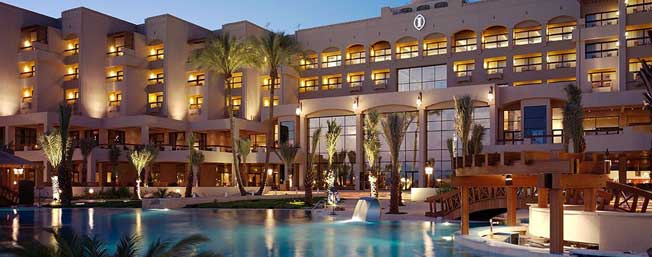 Intercontinental Hotel Aqaba