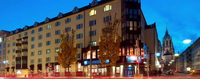 Tryp Munchen City Centre